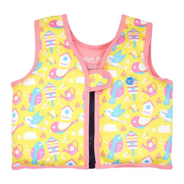 Splashabout Swimvest Gargen Birds