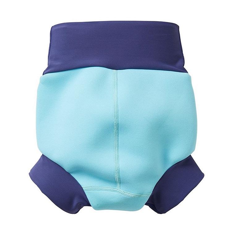 Ujumismähe SplashAbout Happy Nappy Blue Cobolt