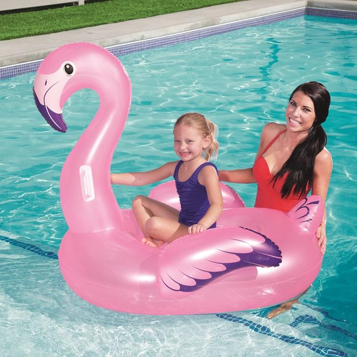 Laste Ujumismadrats Bestway Flamingo