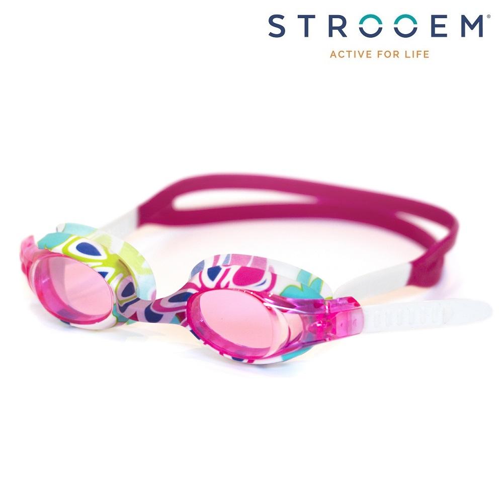 Ujumisprillid lastele Strooem Cutie Roosa