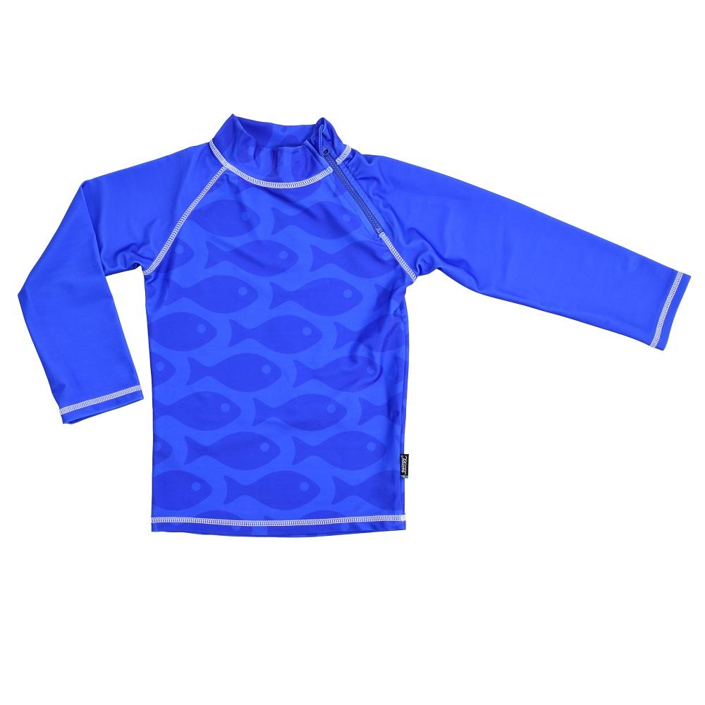 Swimpy Solid Fish Blue