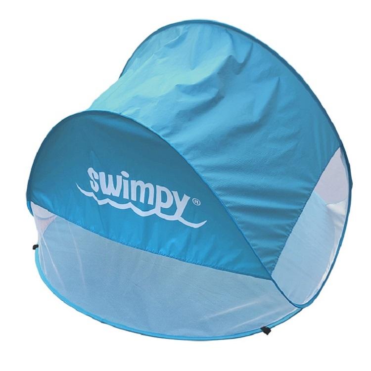 Rannatelk UV-kaitsega Swimpy sinine