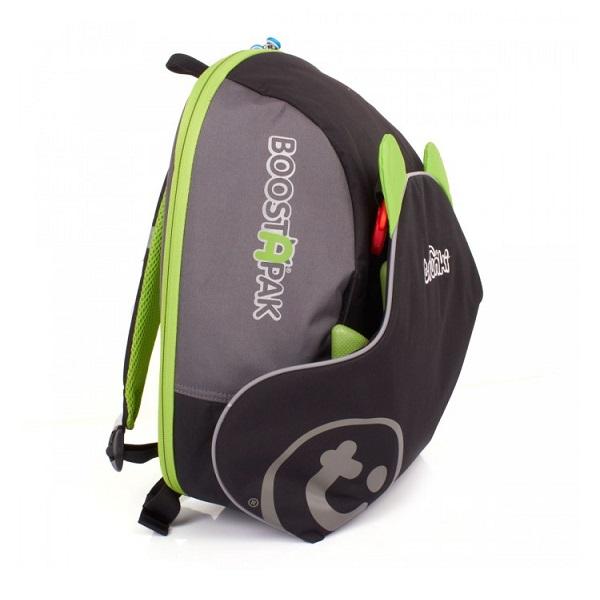 Turvaiste ja seljakott ühes Trunki BoostApak roheline