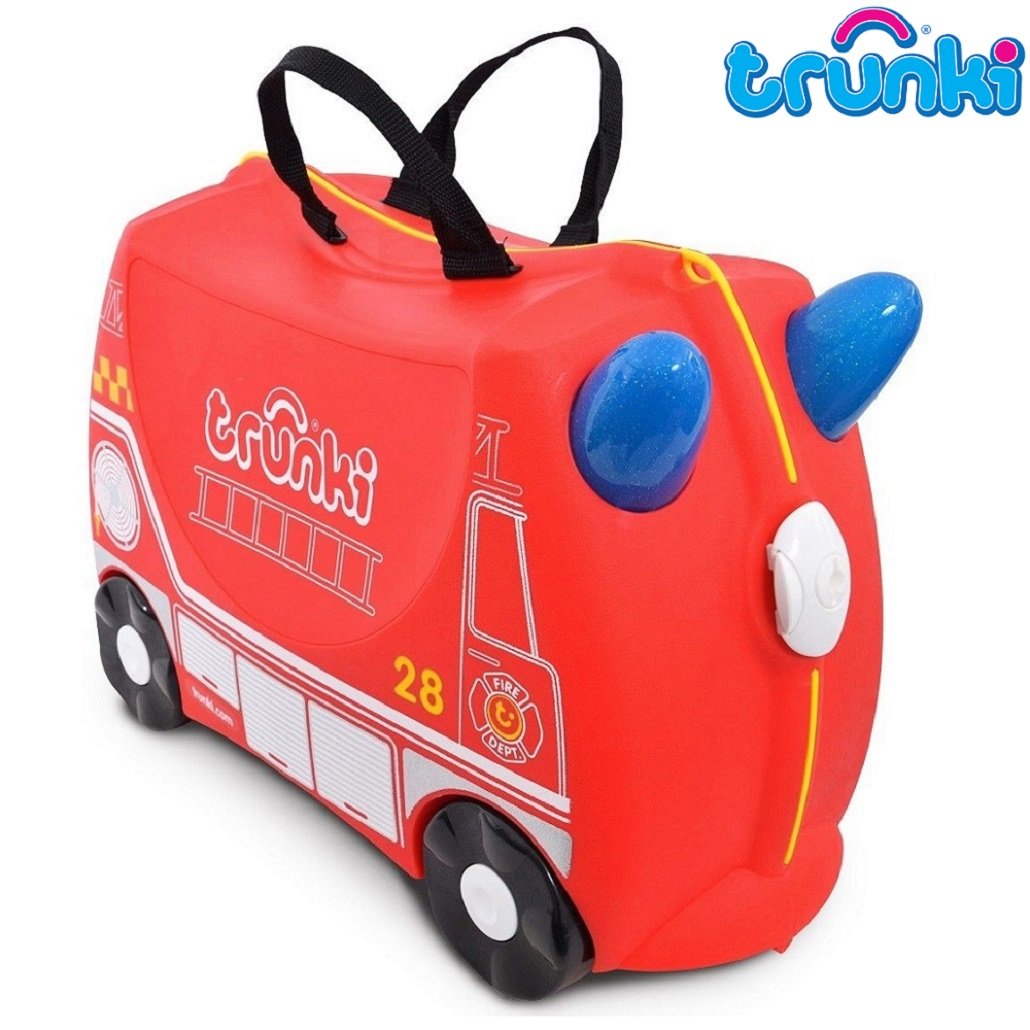 Trunki Tuletõrjeauto
