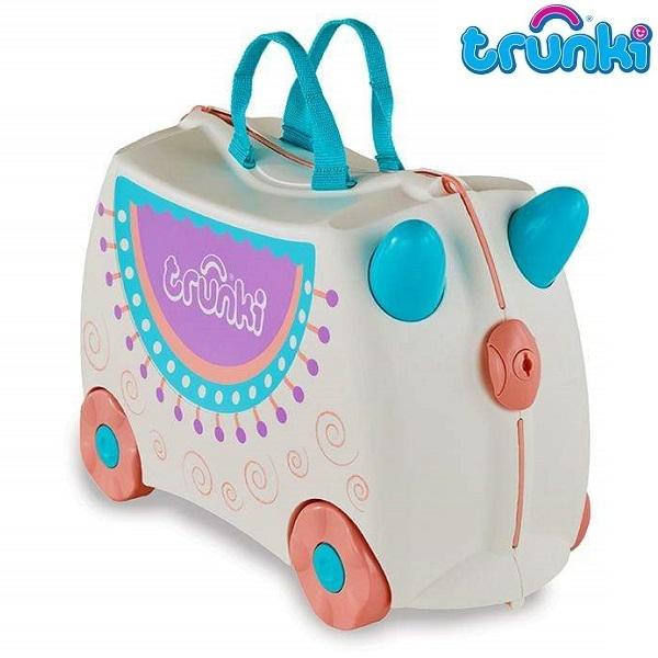Laste Reisikohver Trunki Lola Laama