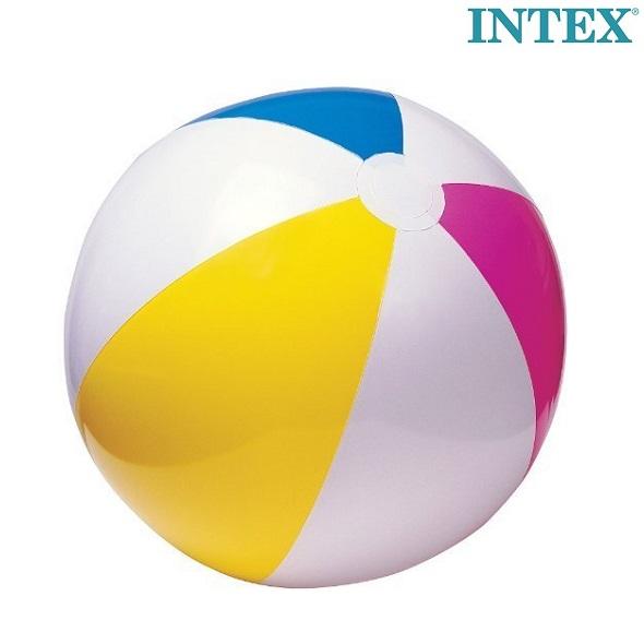 Laste täispuhutav rannapall Intex Classic