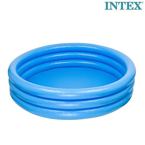 Laste täispuhutav bassein Intex Crystal Blue