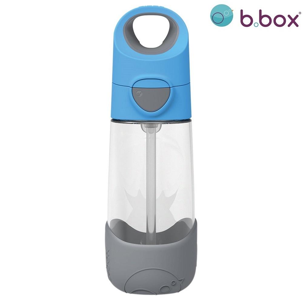 Laste joogipudel Bbox Tritan Blue Slate