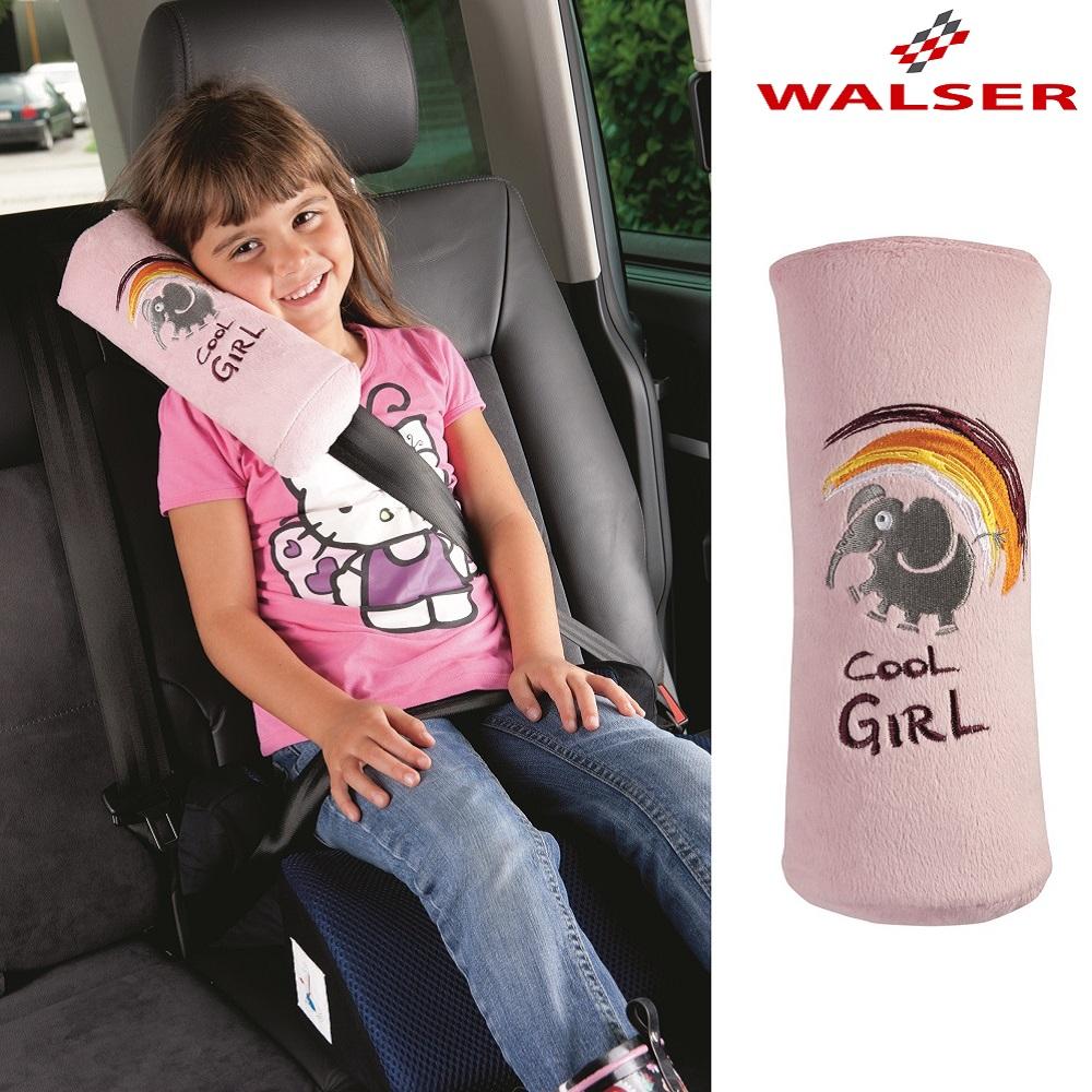 Turvavööpadi Walser Cool Girl Roosa