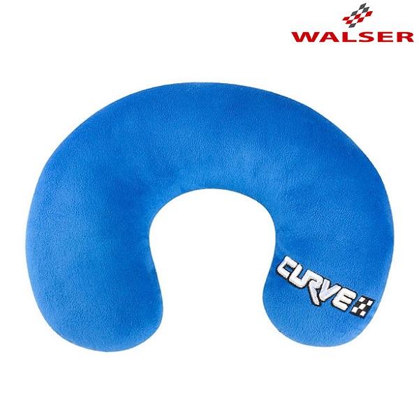 Kaelapadi lapsele Walser Curve Sinine