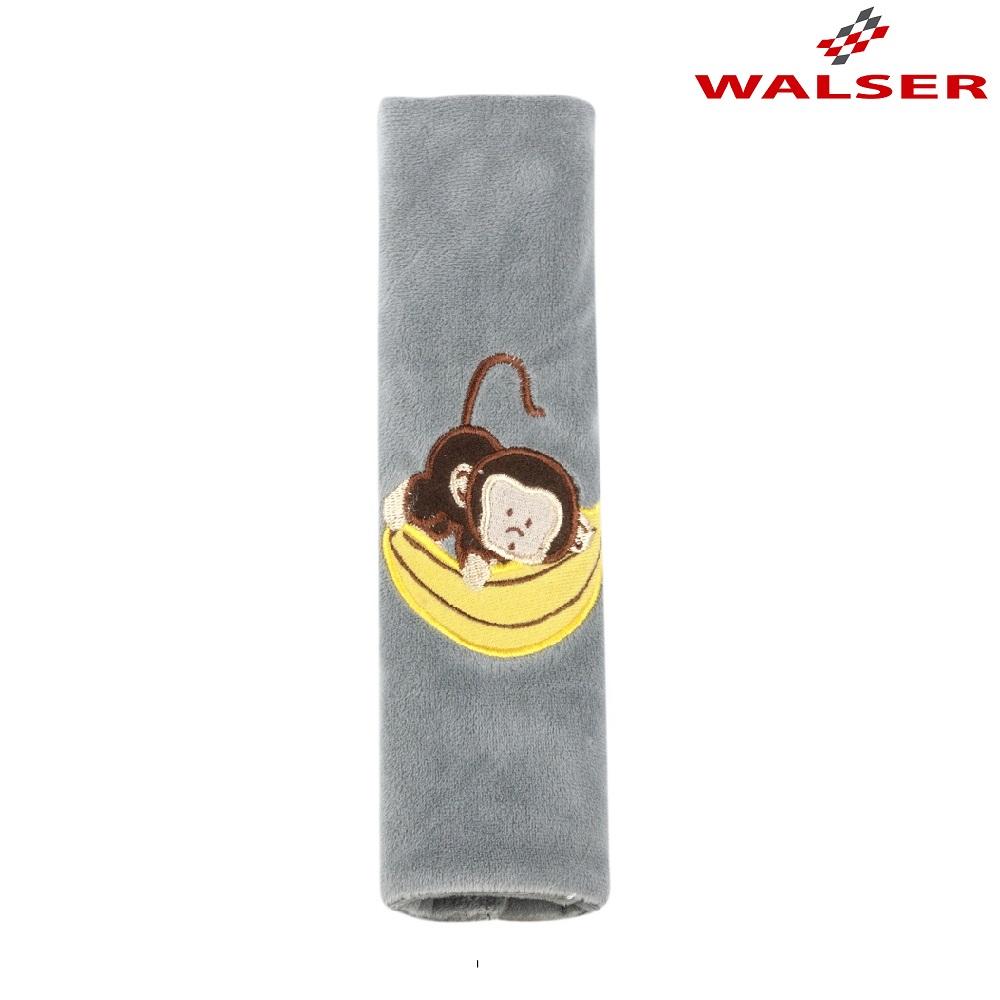Turvavöö pehmendus Walser Grey Monkey Hall
