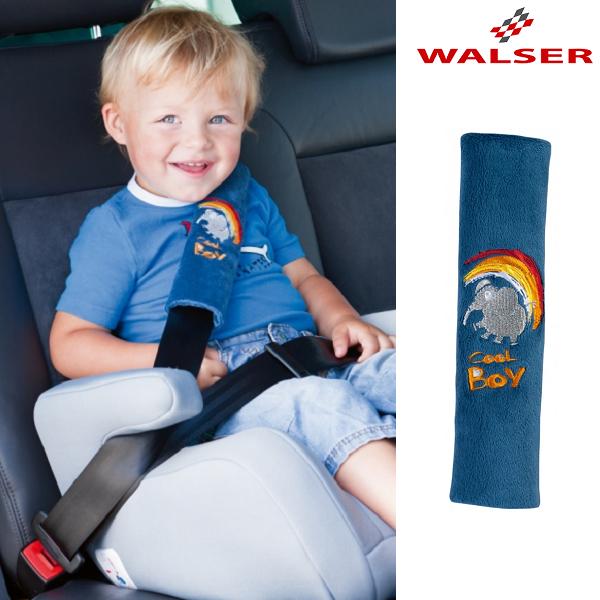 Turvavöö pehmendus Walser Cool Boy Sinine